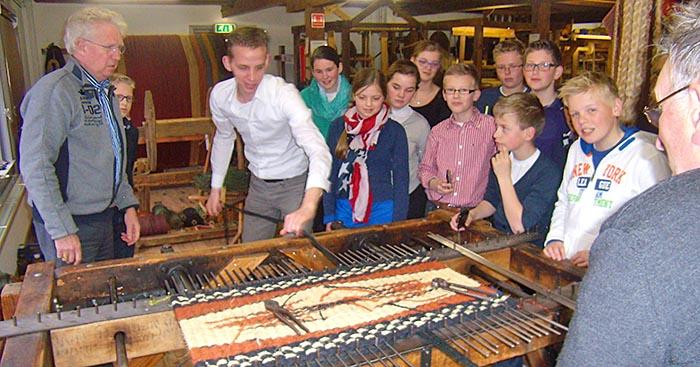 tapijt wol genemuiden