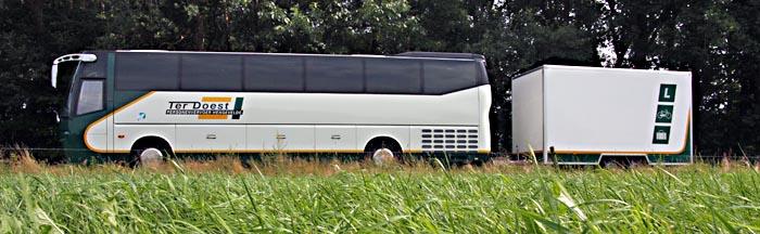 Touringcarbedrijven overijssel