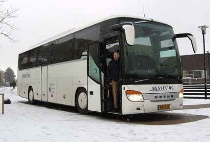 36 pers vip bus besseling