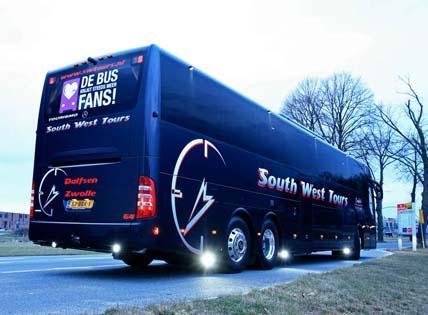 band tourbus nederland